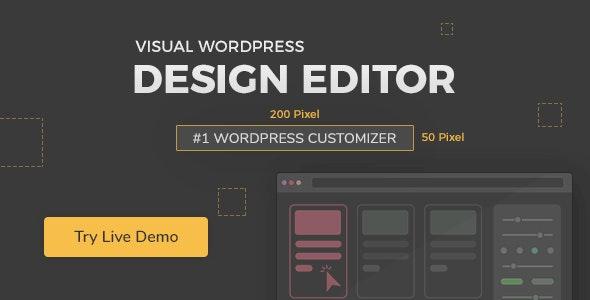 CodeCanyon Yellow Pencil - Download Visual CSS Style Editor WordPress Plugin