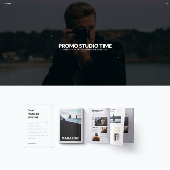 YouJoomla Promo - Download Responsive Photography Joomla Template