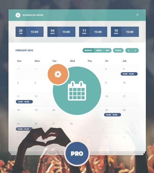 AitThemes Events Pro - Download Rich Event Management WordPress Plugin
