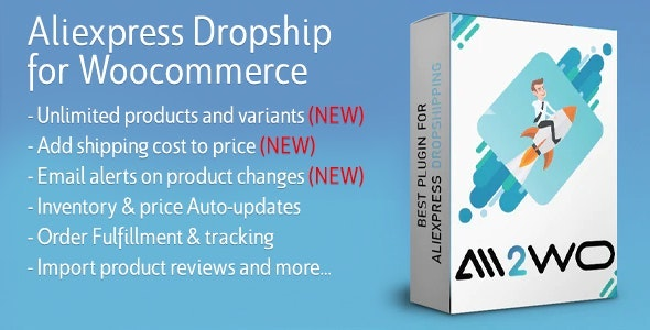CodeCanyon Aliexpress Dropship for WooCommerce Download