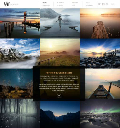 AitThemes Wildscreen - Download Responsive Portfolio WordPress Theme