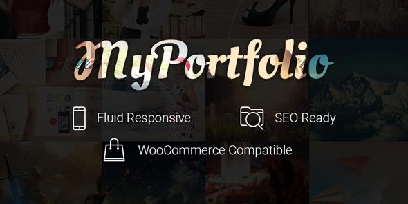 MyThemeShop myPortfolio - Download Responsive Portfolio WordPress Theme