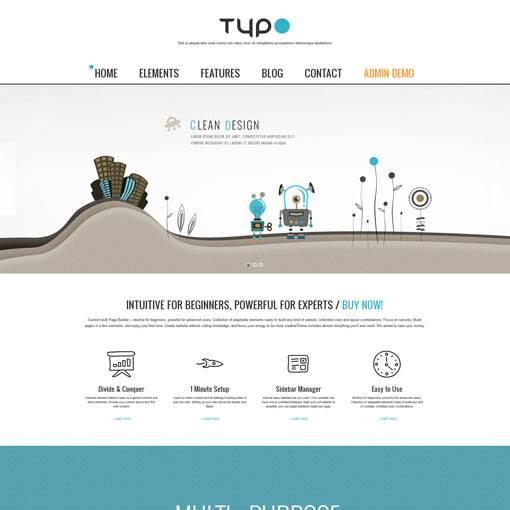 AitThemes Typo - Download Multipurpose WordPress Theme