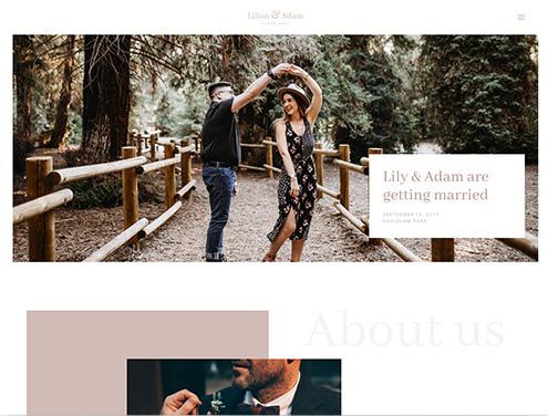 YooTheme Pro Lilian - Download Wedding Joomla Template
