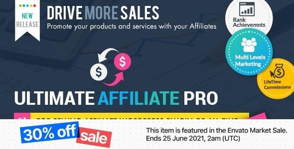 CodeCanyon Ultimate Affiliate Pro WordPress Plugin Download