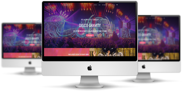 LT Disco Pro - Download Premium Private Club Joomla Template