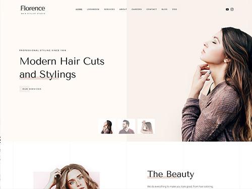 YooTheme Pro Florence - Download Corporate WordPress Theme