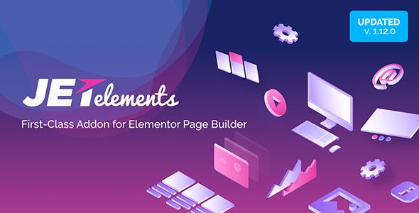 CodeCanyon JetElements - Download Addon for Elementor Page Builder WordPress Plugin