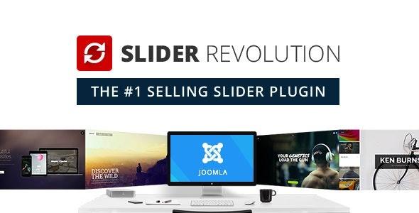 CodeCanyon Slider Revolution Responsive Joomla Plugin Download