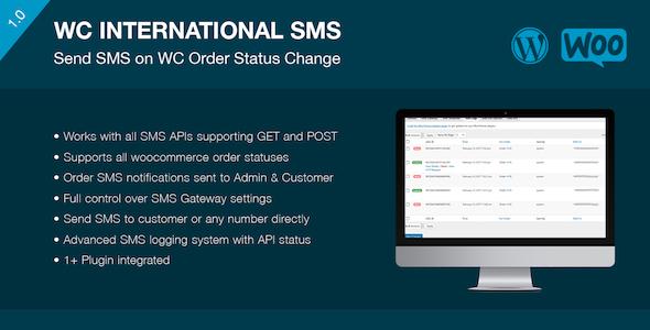 CodeCanyon WooCommerce International SMS WordPress Plugin Download