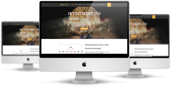 LT Lico Pro - Download Cryptocurrency Template for Joomla