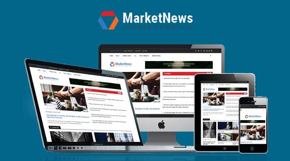 SJ MarketNews - Download Responsive Financial & Business News Joomla Template