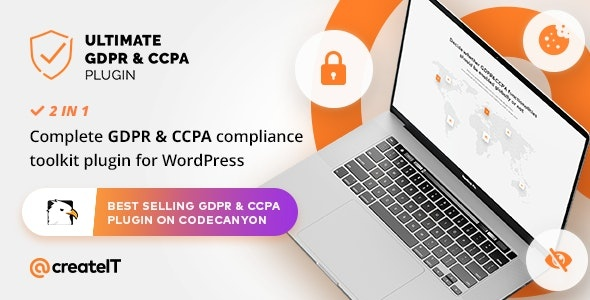 CodeCanyon Ultimate GDPR Compliance Toolkit for WordPress Download