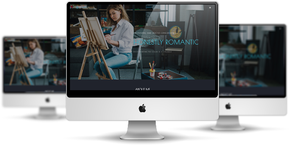 LT Artist Pro - Download Art Template for Joomla