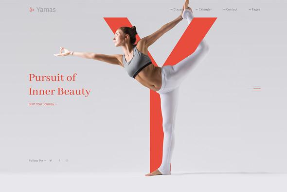 JoomShaper Yamas - Download Yoga and Wellness Joomla Template