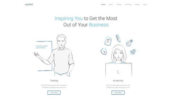 YooTheme Pro Summit - Download Education Template for Joomla