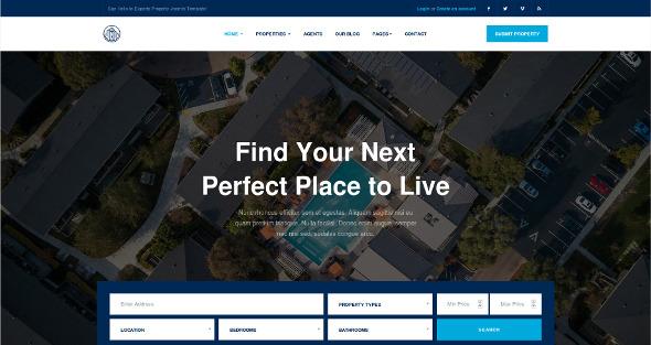 JA Property - Download Advanced Real Estate Joomla Template