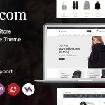 ThemeForest Sarcom - Download Fashion WooCommerce Theme